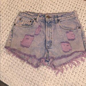 Levi Strauss & Co shorts
